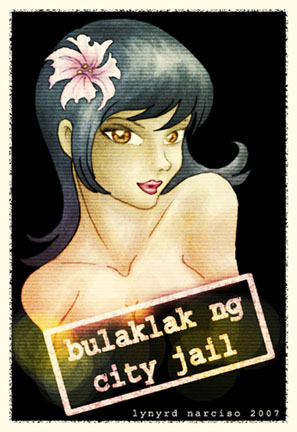 Bulaklak ng City Jail by blue-fusion