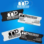 Business Card Media Portfolio