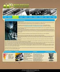 Media Portfolio Page  4 Sale