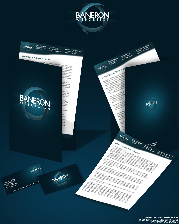 Baneron Corporate Design