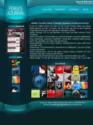 Journal Design Nr. 3 by F3rk3S