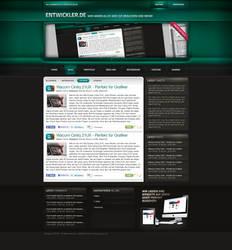 ENTWICKLER.DE Website 4 Sale