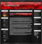 H-Gaming Design 4 Sale
