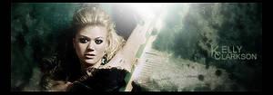 Kelly Clarkson Signatur