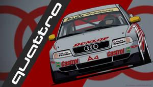 Audi A4 Quattro BTCC