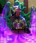 Custom LEGO Kamen Rider Hibiki