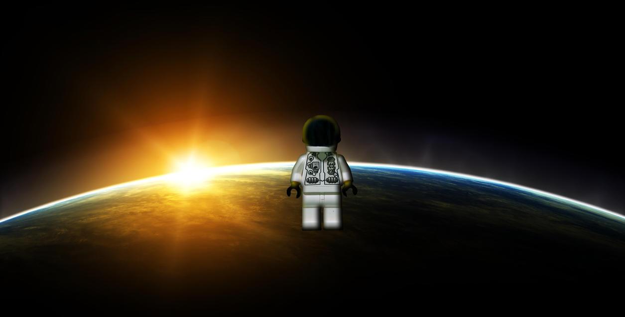 lego space mandigger318 on deviantart