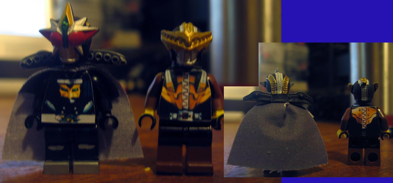 LEGO Kamen Rider Zeronos VEGA - 120.5KB