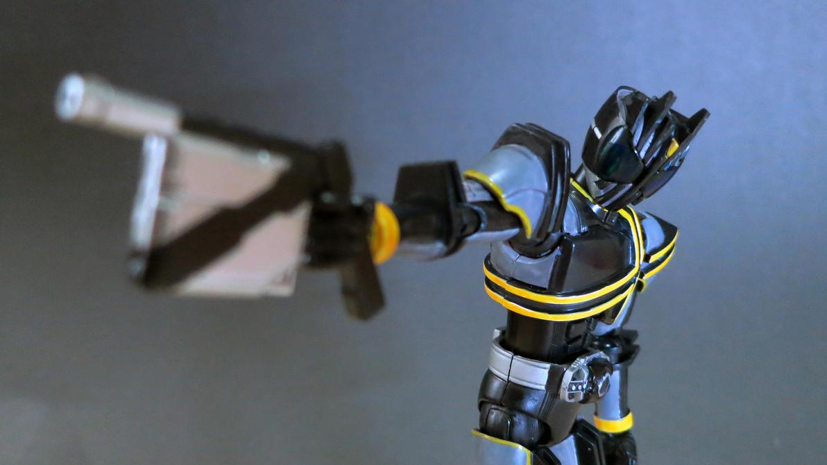 S.H. Figuarts Kamen Rider Dark Decade by Digger318 on ...