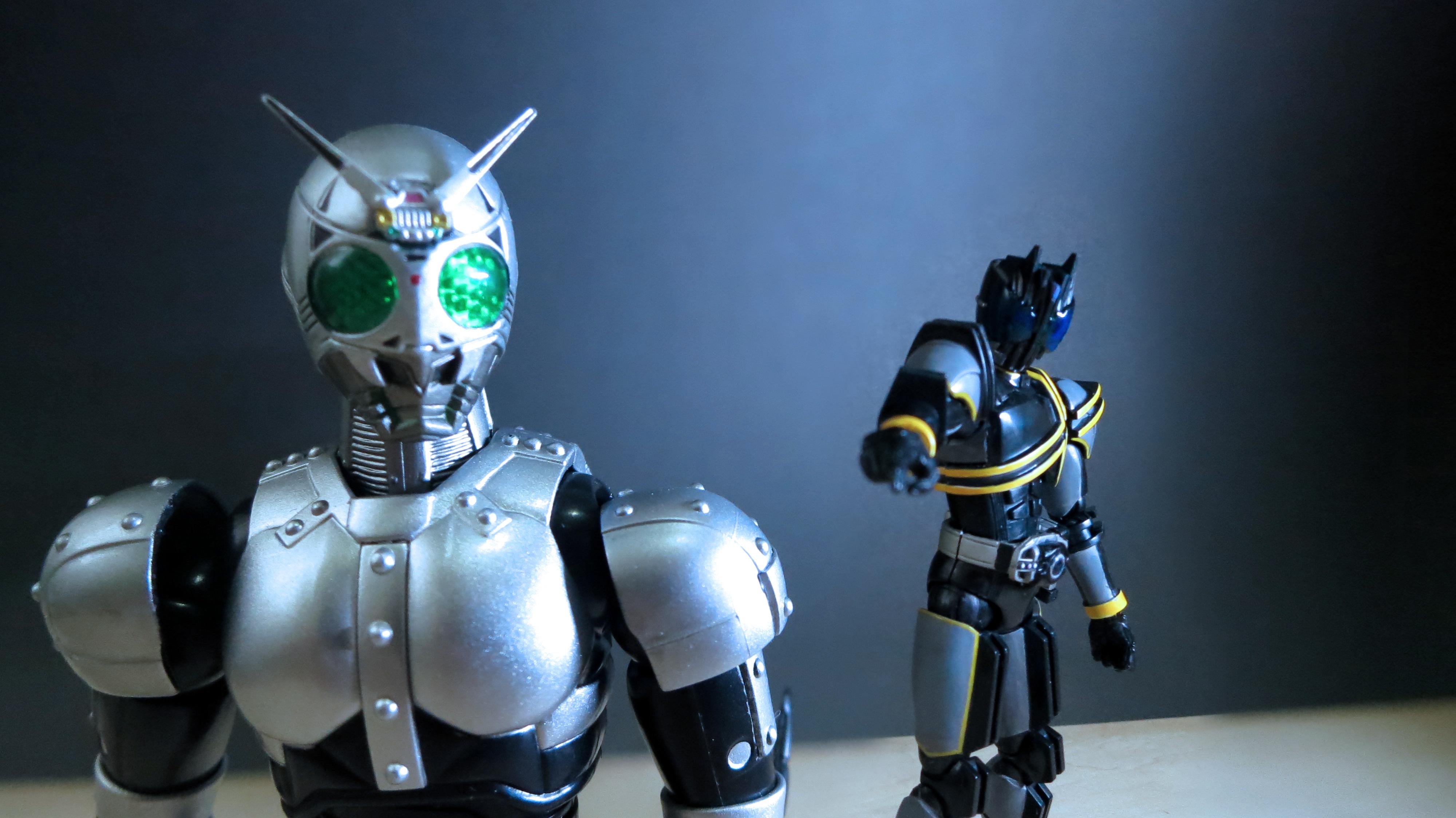 S.H. Figuarts Kamen Rider Dark Decade ShadowMoon by ...