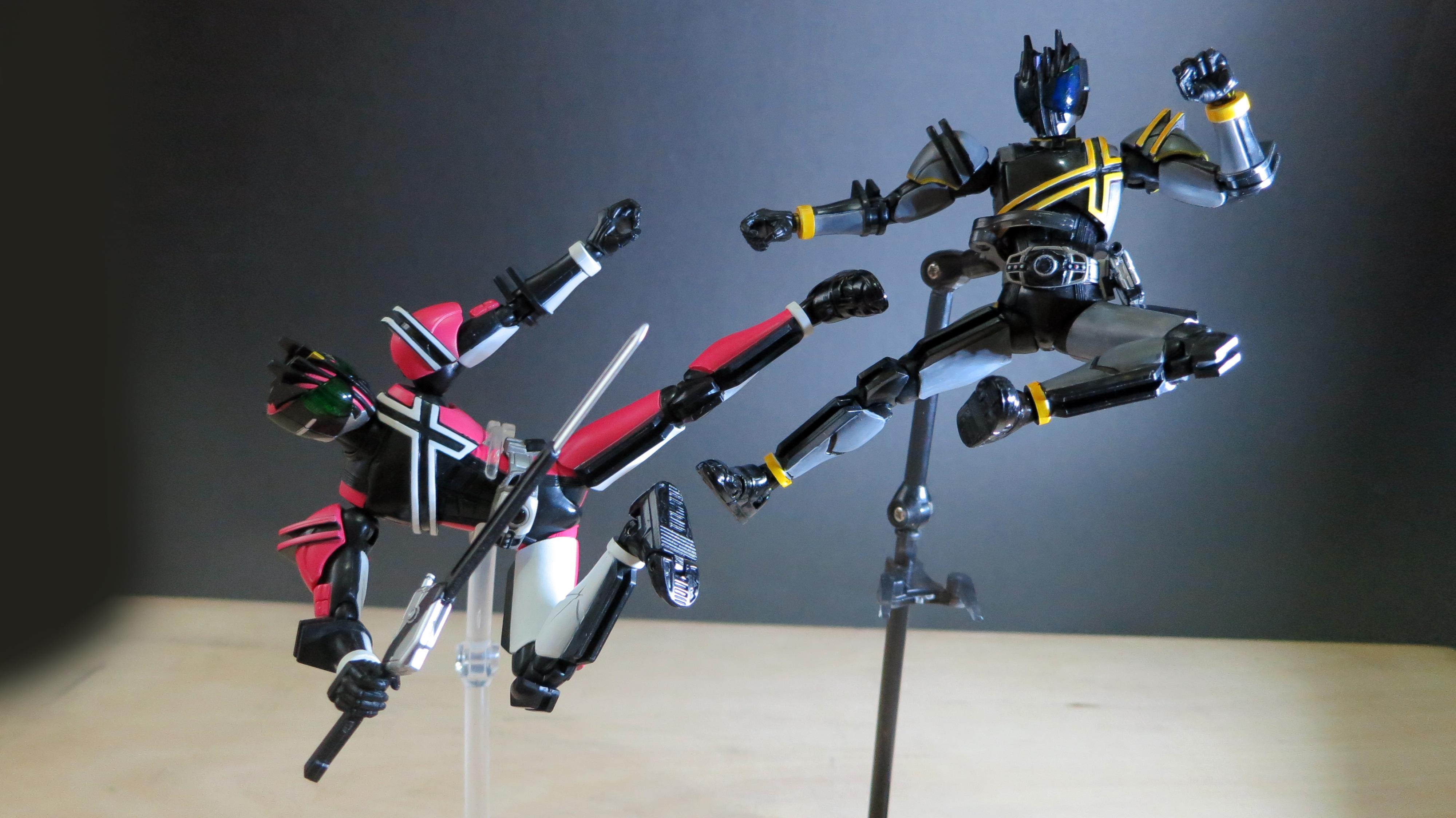 S.H. Figuarts Kamen Rider Dark Decade Vs Decade by ...