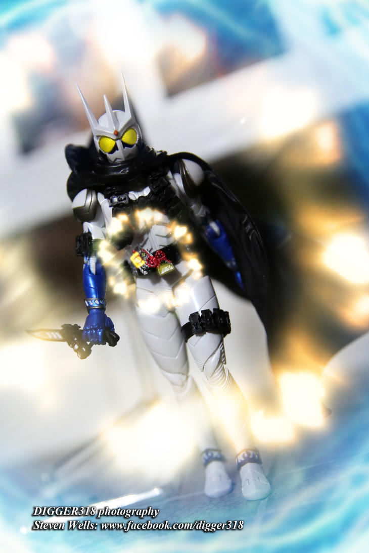 SH Figuarts Kamen Rider Eternal Toy Review 4K by Digger318