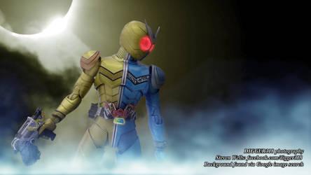 SH figuarts Kamen Rider W Luna Trigger Shinkocchou by Digger318