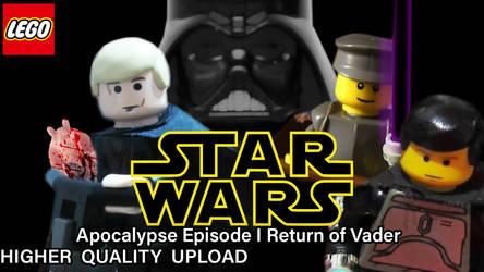 2007 Star Wars Apocalypse Episode I Return of Vade by Digger318