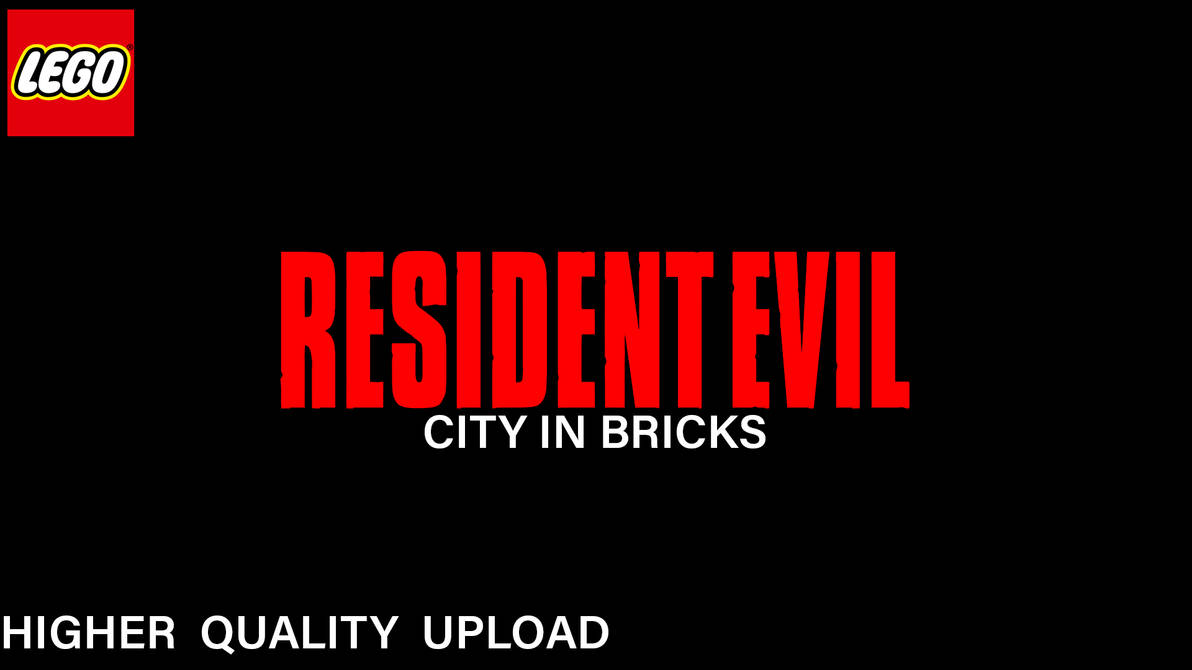 Lego Upscale 2007 Resident Evil City in Bricks by Digger318