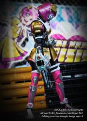 S. H. Figuarts Kamen Rider Poppy Toki Meki Crisis