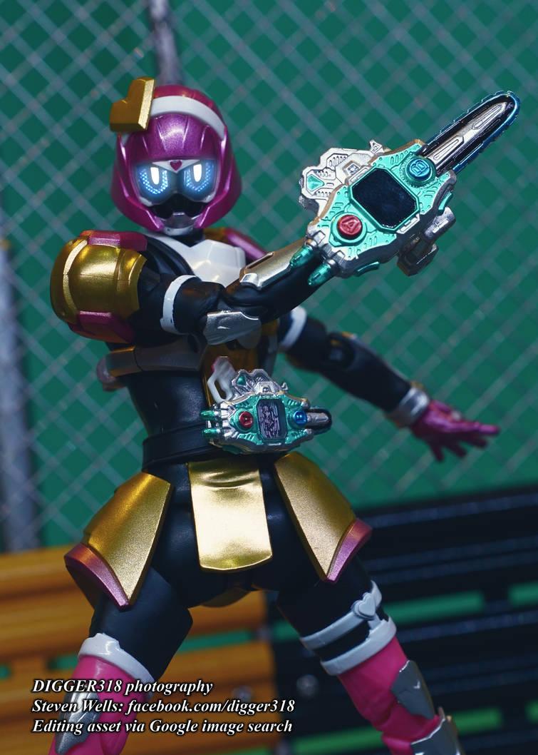 S. H. Figuarts Kamen Rider Poppy Toki Meki Crisis by Digger318