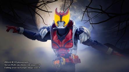 S. H. Figuarts Kamen Rider Kiva Shinkocchou Seihou