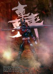 S H Figuarts Kamen Rider Todoroki Photoshop Time L