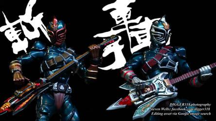 S H Figuarts Kamen Rider Zanki Todoroki Review 4K