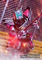 S. H. Figuarts Kamen Rider Zi O Decade Armour