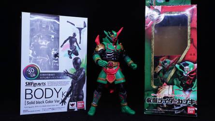 Custom S. H. Figuarts Kamen Rider Kabuki