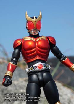 S H Figuarts Kamen Rider Kuuga Decade Ver