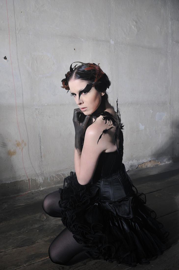 Black Swan III by yale-stock