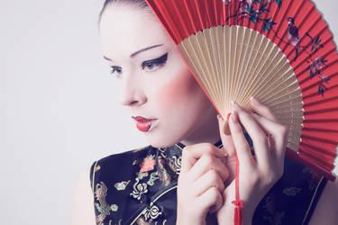 Geisha by yale-stock