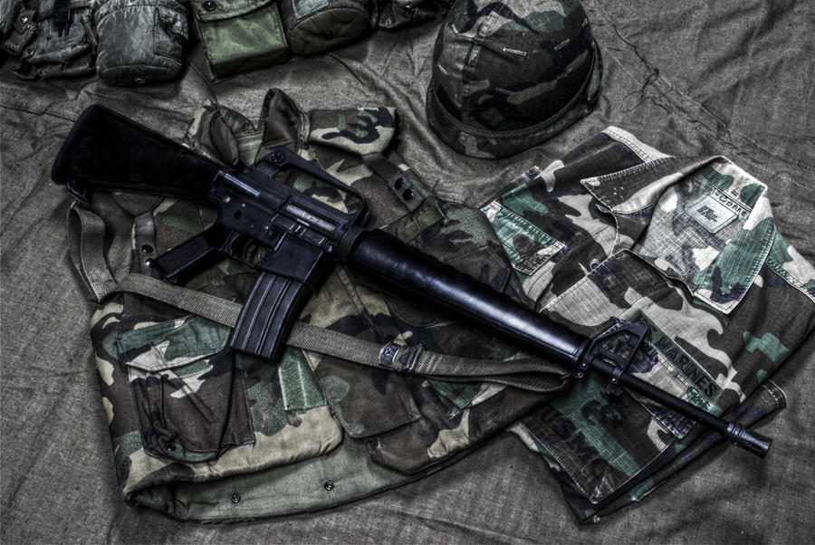Go Back > Gallery For > M16a1 Wallpaper