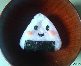 Onigiri by Lusi-chan