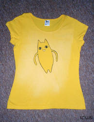 Azumanga shirt by Lusi-chan