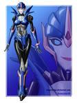 Arcee Prime (Fan Art)