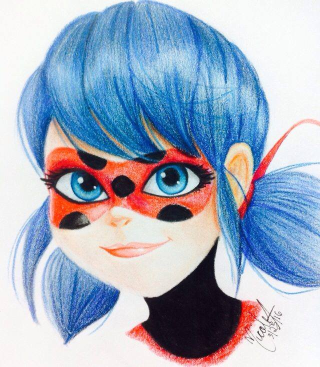 Ladybug by DramaGhostGirl