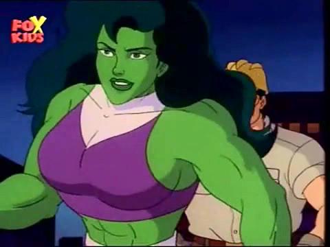 Hulk 1996 She Hulk