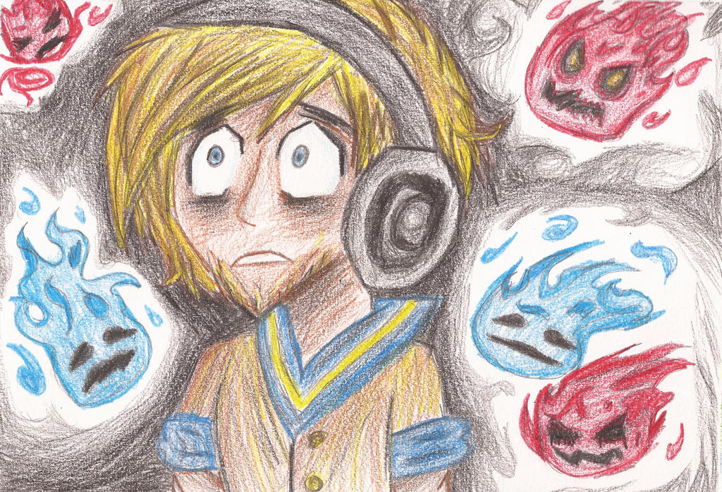 Pewdiepie plays Corpse Party by TheUltimateFangirlXD