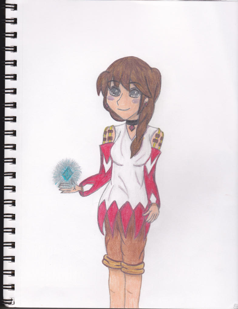 my white mage based off of final fantasy by madisonbrewer32 on