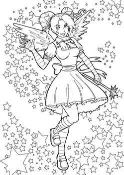 Light Witch Pencil