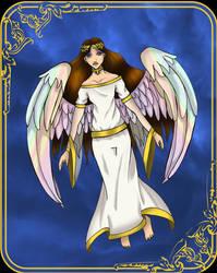 The Angel Keziah by KBStudio