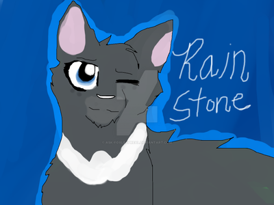 Rainstone by Ask-foxleapreal