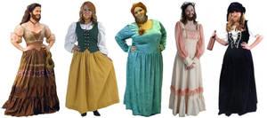 Dwarven Maidens