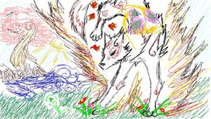 Ookami by Vixened