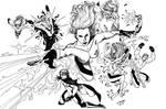 Hellions: Marvel Comics by tjwing80