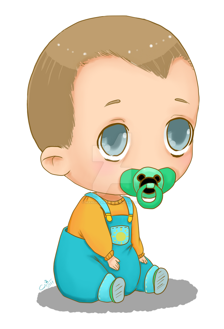 Babyboy by manekiCarrie