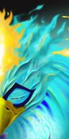 Marco The Phoenix - Beast Form