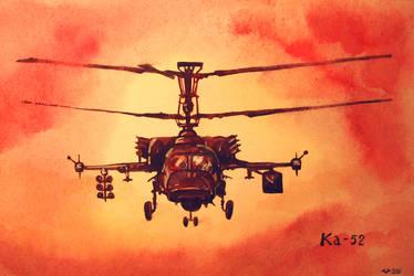 Ka-52 by bel-thorn