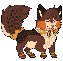 [gift] Hershey Pixel by chosaguro