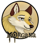 CC: Morgana Badge by chosaguro