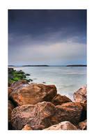 Rocky Sea by nkaidash