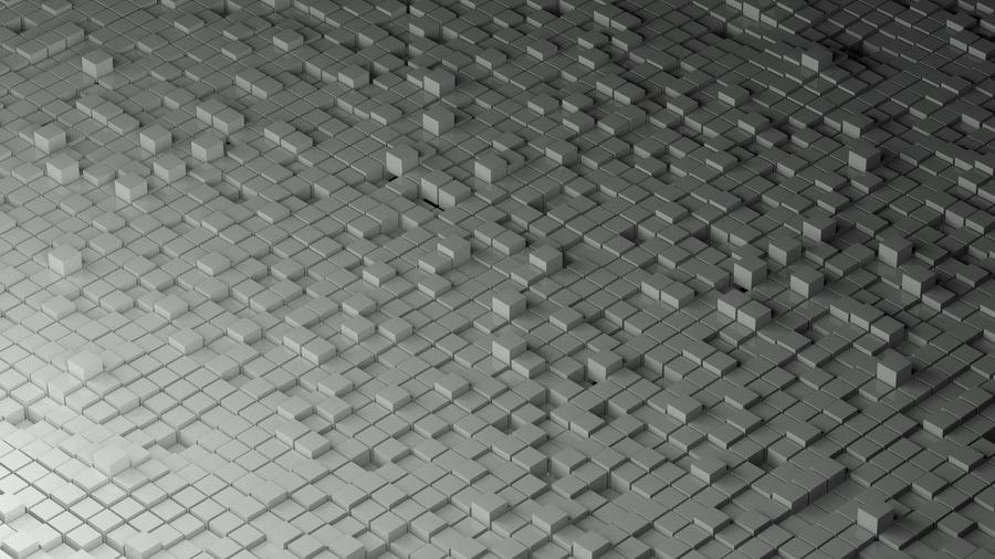 Cubes! by Mitchellarr